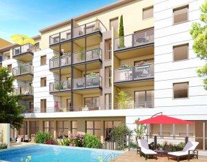 Achat / Vente programme immobilier neuf Salon-de-Provence centre-ville proche commerces (13300) - Réf. 1951
