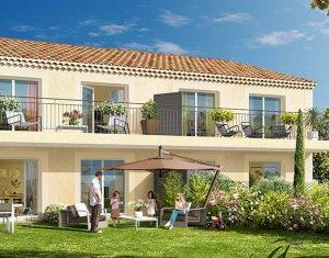 Achat / Vente programme immobilier neuf Sénas proche centre (13560) - Réf. 642