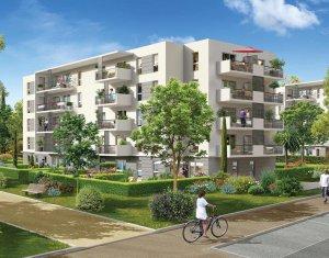 Achat / Vente programme immobilier neuf Vitrolles face à l'étang de Berre (13127) - Réf. 626