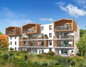Achat / Vente programme immobilier neuf Vitrolles quartier Nouvelle Rive (13127) - Réf. 2435