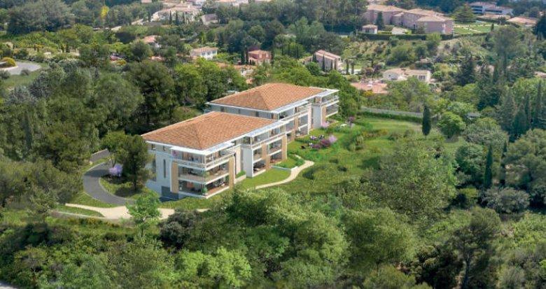 Achat / Vente programme immobilier neuf Aix-en-Provence à 10 minutes du centre (13090) - Réf. 4703