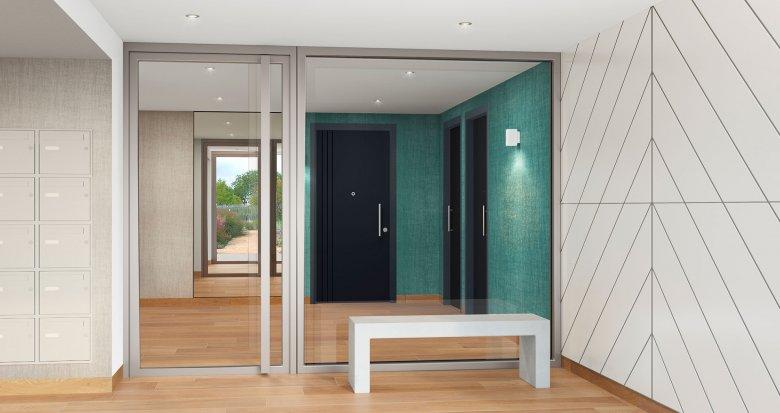 Achat / Vente programme immobilier neuf Aix-en-Provence au coeur d'Aix-la-Duranne (13090) - Réf. 3990
