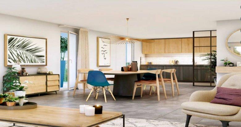 Achat / Vente programme immobilier neuf Aix-en-Provence au cœur du quartier Saint-Anne (13090) - Réf. 4969