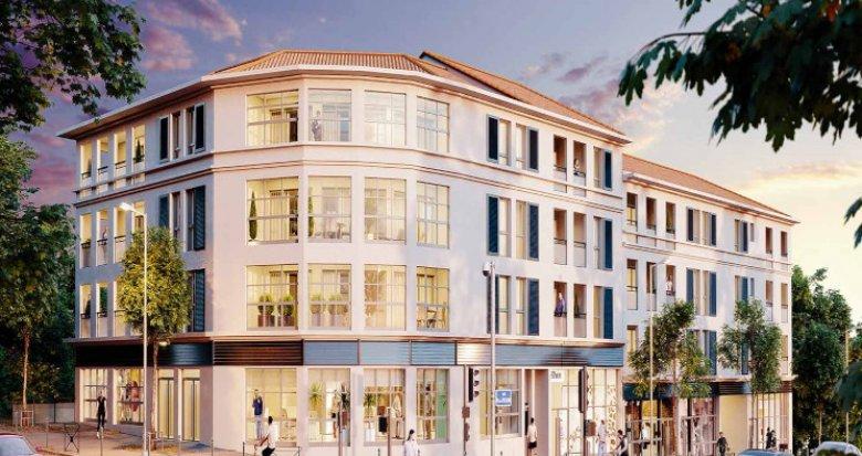 Achat / Vente programme immobilier neuf Aix-en-Provence Pont de l'Arc (13090) - Réf. 5325