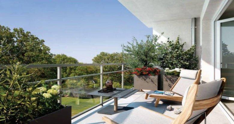 Achat / Vente programme immobilier neuf Aix-en-Provence proche cœur de village (13090) - Réf. 3761