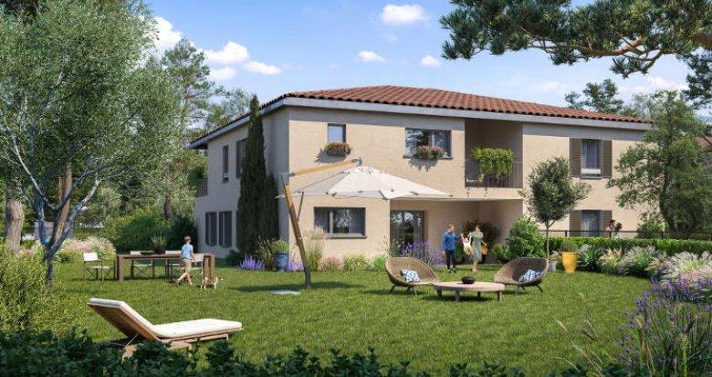 Achat / Vente programme immobilier neuf Aix-en-Provence secteur Célony (13090) - Réf. 5927