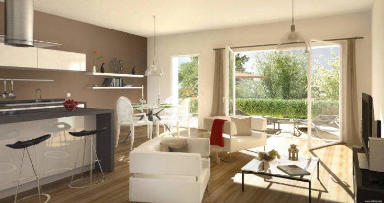 """Achat / Vente programme immobilier neuf Aix-en-Provence secteur """"Jardins de Bibémus"""" (13090) - Réf. 3039"""