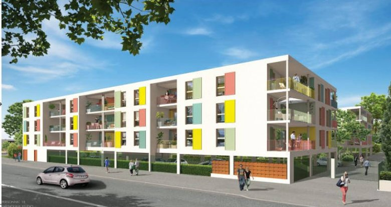 Achat / Vente programme immobilier neuf Arles proche centre historique (13200) - Réf. 3047