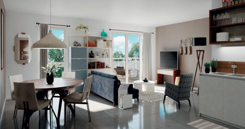 Achat / Vente programme immobilier neuf Arles proche centre-ville et gare (13200) - Réf. 5227