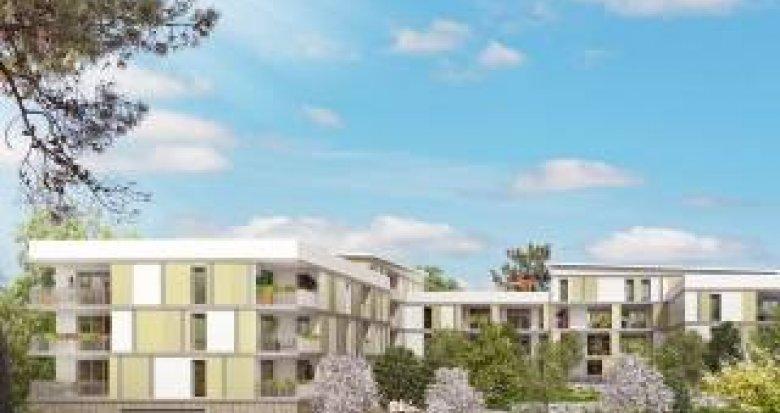 Achat / Vente programme immobilier neuf Aubagne proche gare (13400) - Réf. 1704