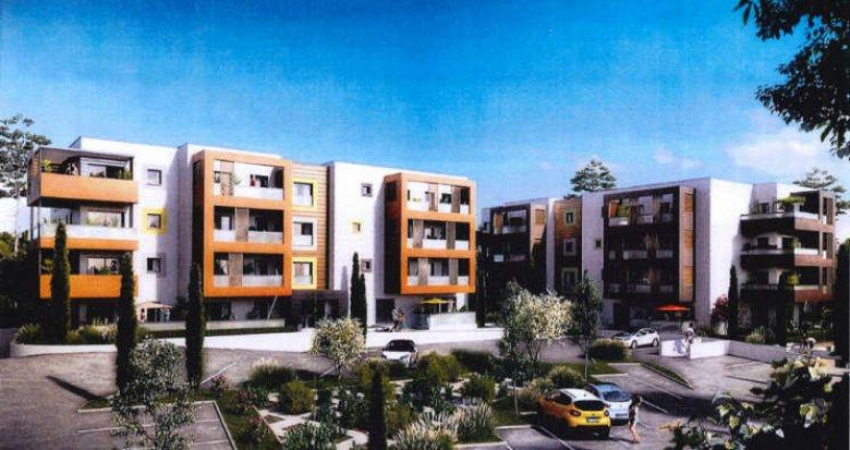 Achat / Vente programme immobilier neuf Exclusivité à Marseille 13e Château Gombert (13013) - Réf. 355