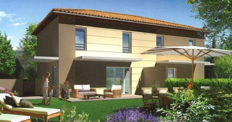 Achat / Vente programme immobilier neuf Grans proche de Salon de Provence (13450) - Réf. 328