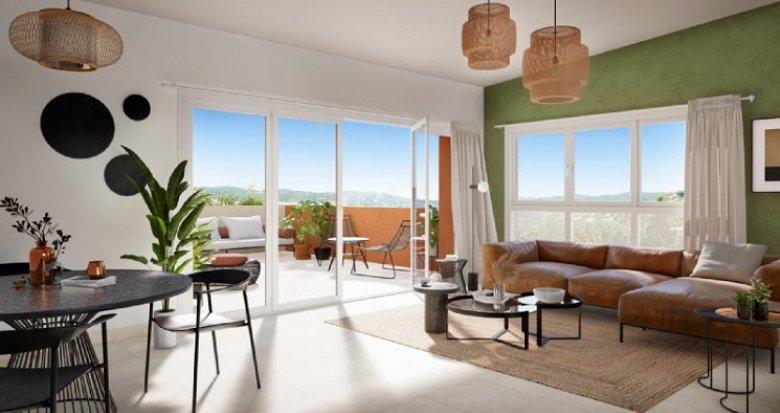 Achat / Vente programme immobilier neuf Istres à 200m du centre ville (13800) - Réf. 6007