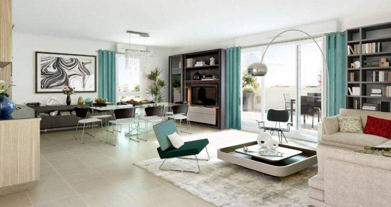 Achat / Vente programme immobilier neuf Istres proche centre-ville et commerces (13800) - Réf. 5850