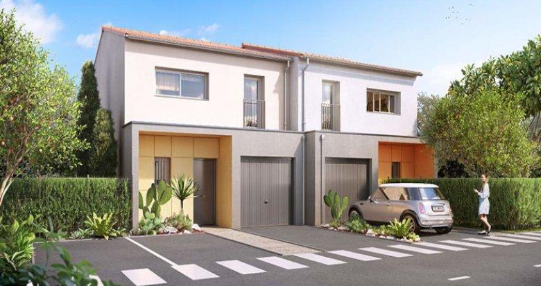 Achat / Vente programme immobilier neuf Istres quartier de la Trigance (13800) - Réf. 5690
