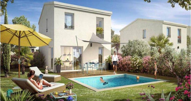 Achat / Vente programme immobilier neuf La Ciotat à 2 minutes des plages (13600) - Réf. 4898