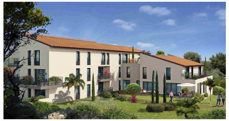 Achat / Vente programme immobilier neuf La Ciotat proche centre-ville (13600) - Réf. 2610