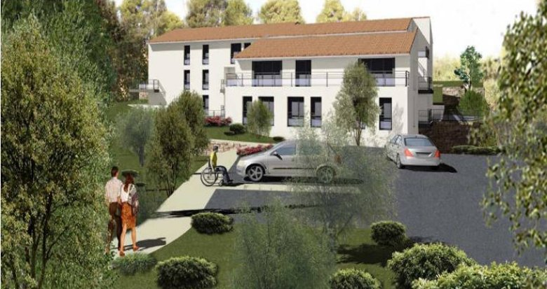 Achat / Vente programme immobilier neuf La Ciotat proche cœur de ville (13600) - Réf. 3242