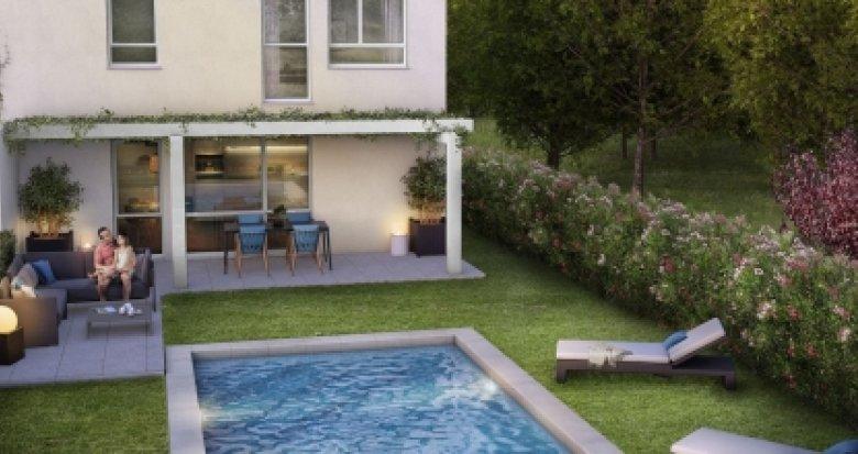 Achat / Vente programme immobilier neuf La Ciotat quartier Le Garoutier (13600) - Réf. 3933