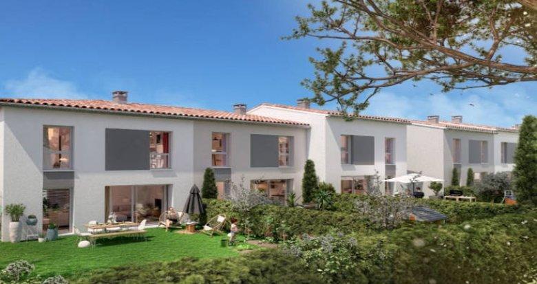 Achat / Vente programme immobilier neuf La Fare-les-Oliviers à 2 kilomètres du centre (13580) - Réf. 4694