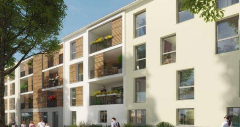 Achat / Vente programme immobilier neuf Luynes coeur de village proche commerces (13090) - Réf. 5766