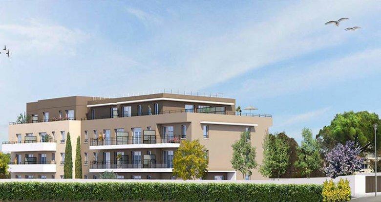Achat / Vente programme immobilier neuf Marignane au cœur d'un secteur résidentiel (13700) - Réf. 4892