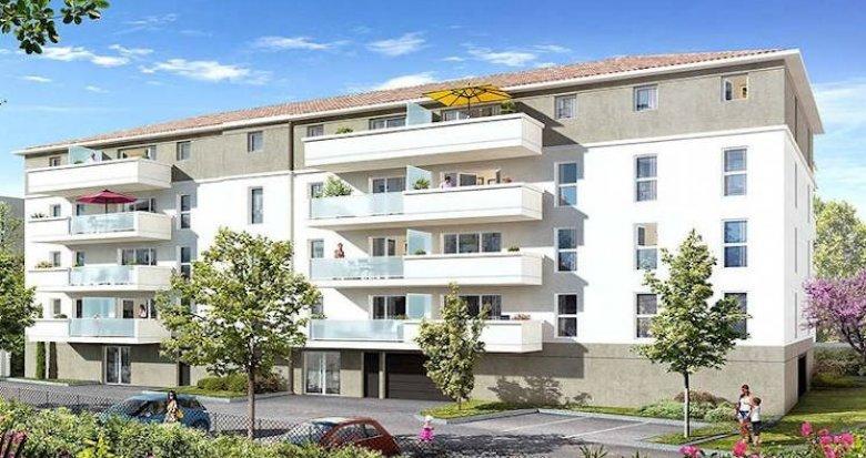 Achat / Vente programme immobilier neuf Marignane proche coeur de ville (13700) - Réf. 4114