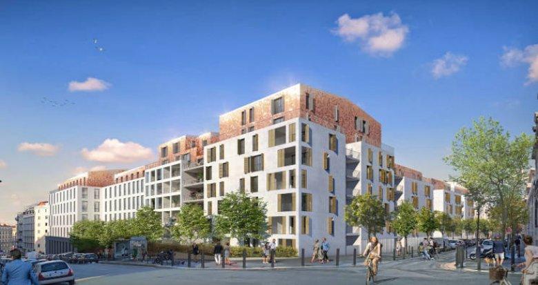 Achat / Vente programme immobilier neuf Marseille 02 Place de la Joliette TVA réduite (13002) - Réf. 5735