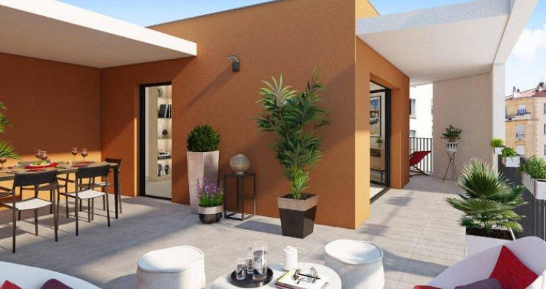 Achat / Vente programme immobilier neuf Marseille 05 proche mairie (13005) - Réf. 4042