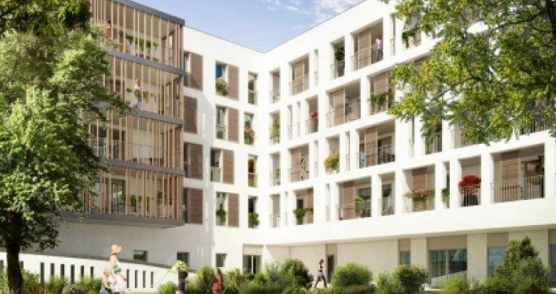 Achat / Vente programme immobilier neuf Marseille 08 cœur secteur de Saint-Giniez (13008) - Réf. 3315