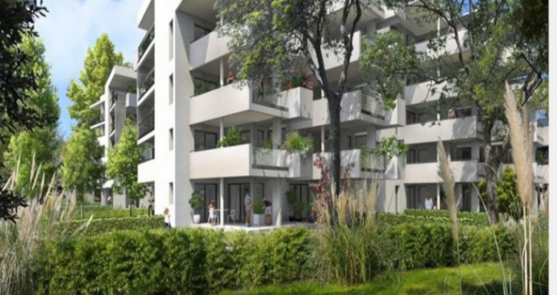 Achat / Vente programme immobilier neuf Marseille 08 proche plage du Prado (13008) - Réf. 2938