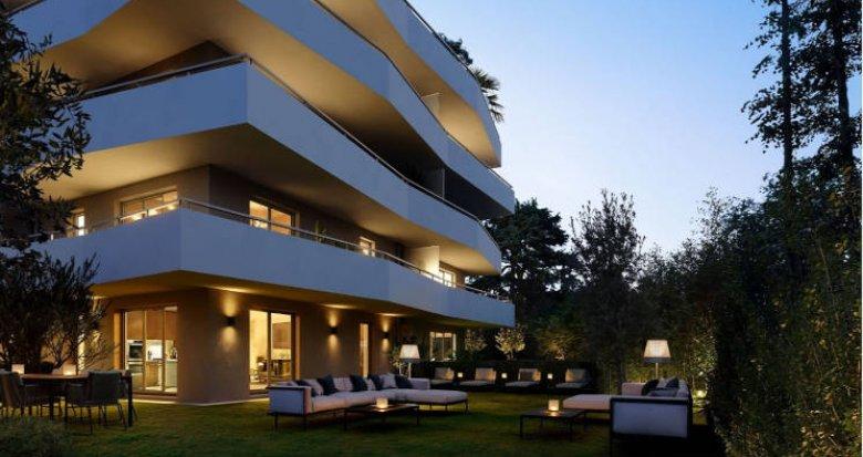Achat / Vente programme immobilier neuf Marseille 08 secteur Vieille Chapelle (13008) - Réf. 5713