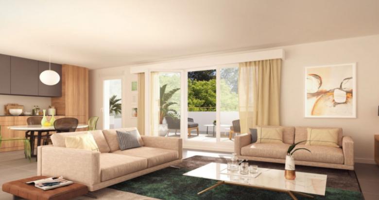Achat / Vente programme immobilier neuf Marseille 09 (13009) - Réf. 5044