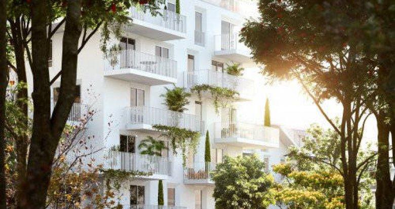 Achat / Vente programme immobilier neuf Marseille 09 proche du quartier Le Cabot (13009) - Réf. 6237