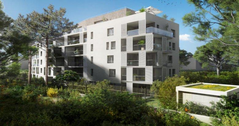 Achat / Vente programme immobilier neuf Marseille 10 Mauriac, résidence intimiste de 37 logements (13010) - Réf. 5256