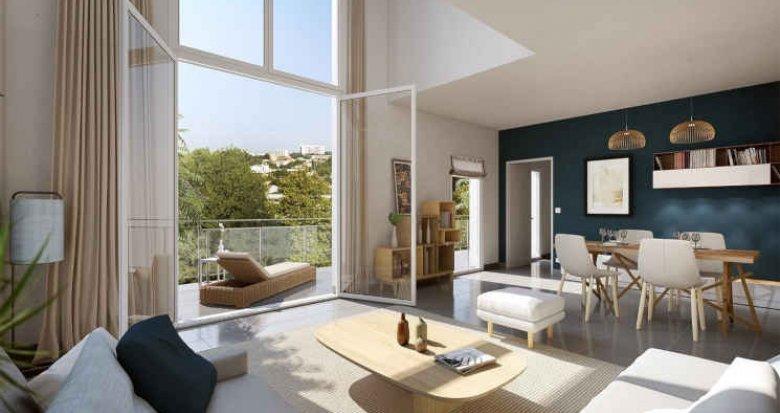 Achat / Vente programme immobilier neuf Marseille 10 Pont de Vivaux (13010) - Réf. 2685