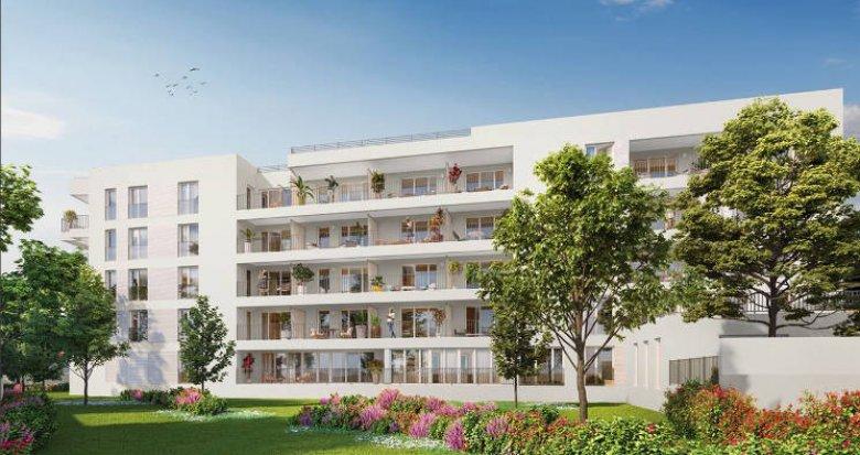 Achat / Vente programme immobilier neuf Marseille 10 proche centre-commercial (13010) - Réf. 4584