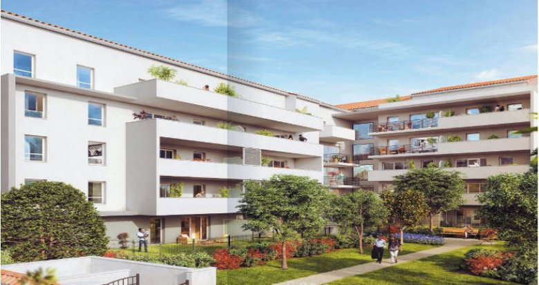 Achat / Vente programme immobilier neuf Marseille 10 secteur de la Timone (13010) - Réf. 3380