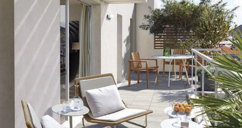 Achat / Vente programme immobilier neuf Marseille 10 Timone - Architecture contemporaine (13010) - Réf. 2915