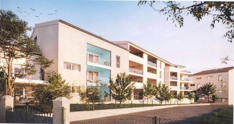 Achat / Vente programme immobilier neuf Marseille 11 au cœur du secteur Valentine (13011) - Réf. 3830