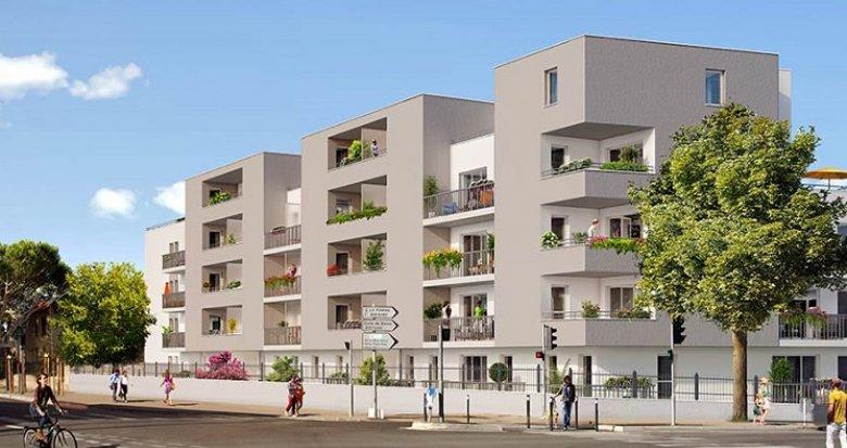 Achat / Vente programme immobilier neuf Marseille 11 secteur Saint Loup (13011) - Réf. 1714