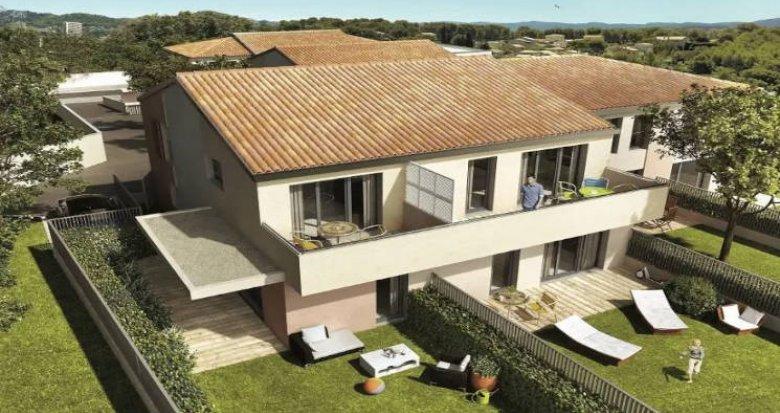 Achat / Vente programme immobilier neuf Marseille 11 - secteurs des Trois-Lucs et Valentine (13011) - Réf. 4578