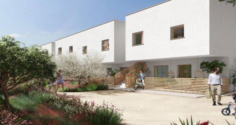Achat / Vente programme immobilier neuf Marseille 12 au coeur de Saint Julien (13012) - Réf. 4392