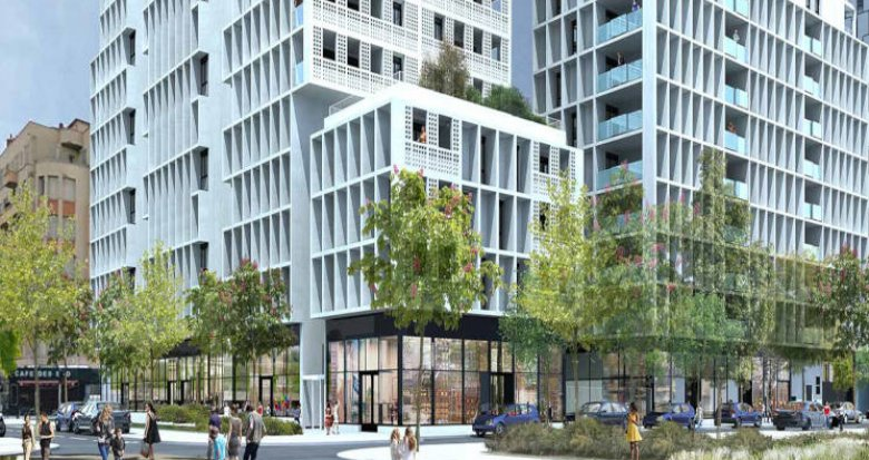 Achat / Vente programme immobilier neuf Marseille 12 Euromed 2 (13002) - Réf. 3762