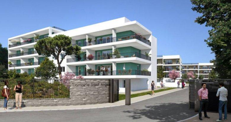 Achat / Vente programme immobilier neuf Marseille 12 secteur Les Caillols (13012) - Réf. 4582