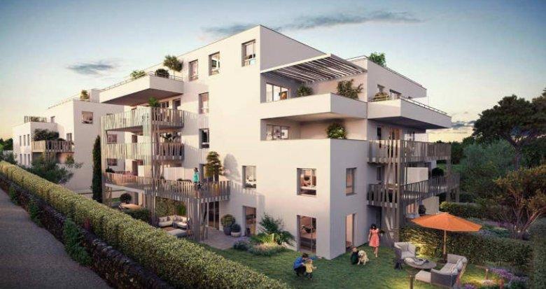 Achat / Vente programme immobilier neuf Marseille 12 village de Montolivet (13012) - Réf. 5723
