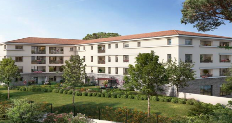 Achat / Vente programme immobilier neuf Marseille 13 en plein centre de Château-Gombert (13013) - Réf. 5056