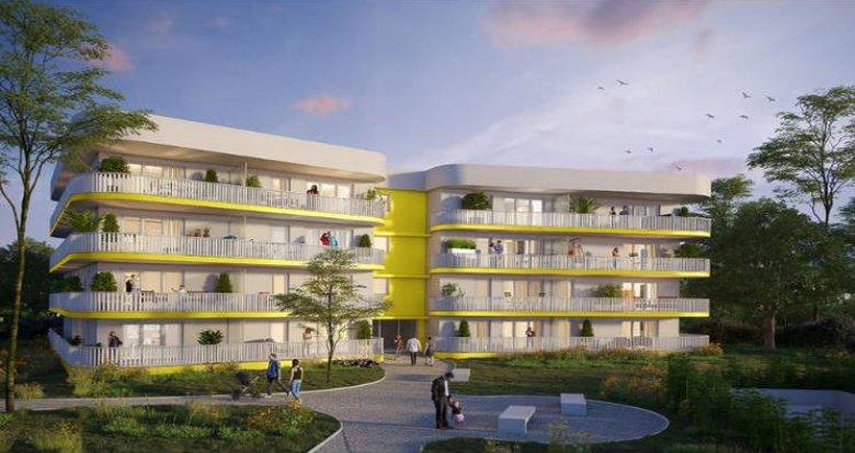 Achat / Vente programme immobilier neuf Marseille 13 proche campus universitaire Saint-Jérôme (13013) - Réf. 3336