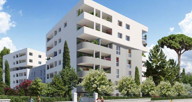 Achat / Vente programme immobilier neuf Marseille 13 proche centre commercial (13013) - Réf. 2114