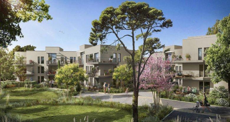 Achat / Vente programme immobilier neuf Marseille 13 proche écoles et commerces (13013) - Réf. 4239